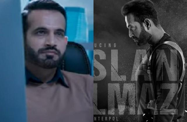 irfan pathan debut film cobra teaser released