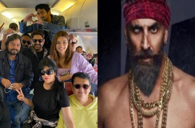 akshay kumar  bachchan pandey  team accused of violating corona rules