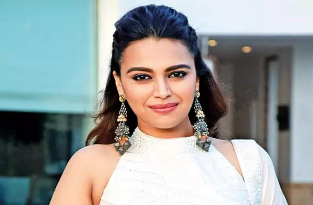 users asked swara bhaskar that wingers are allowed to have crush on her