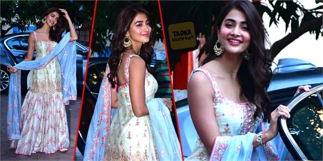 pooja hegde gorgeous photos viral