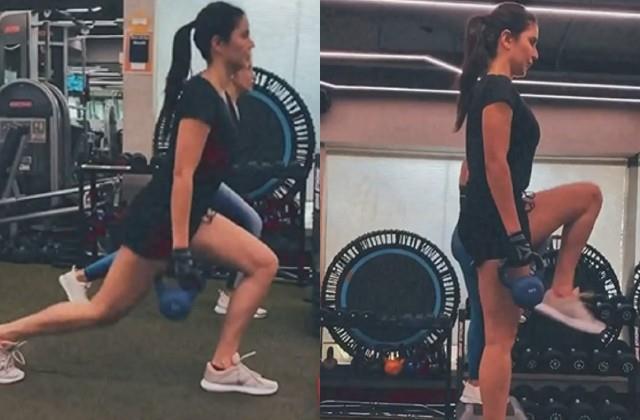 katrina kaif workout video viral on social media