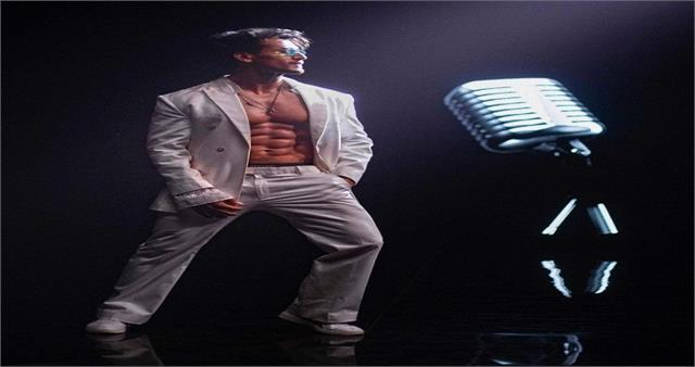 tiger shroff releases his song casanova trailer