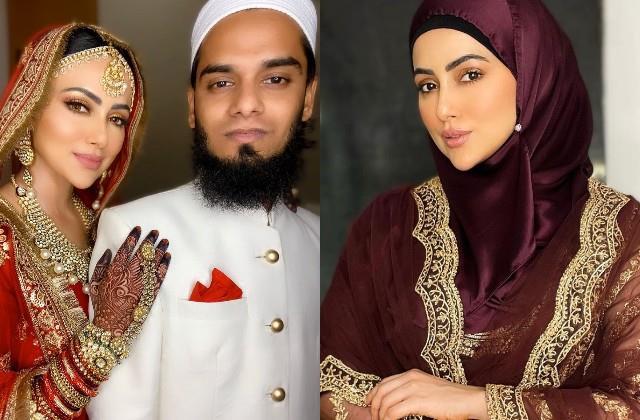 शादी के 2 महीने बाद सना खान का पोस्ट 'मैं उसके साथ वो नहीं करना चाहती, जो उसने मेरे साथ किया'