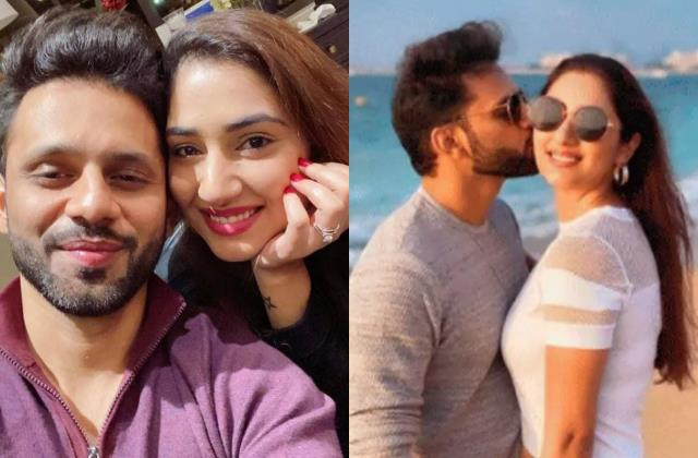 rahul vaidya mother confirms singer marriege with disha parmar in june
