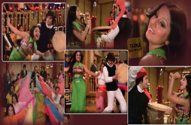 neetu kapoor shares first dance video with husband rishi kapoor