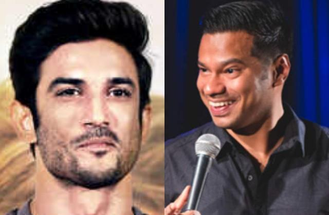 comedian daniel fernandes apologizes on video mocking sushant death