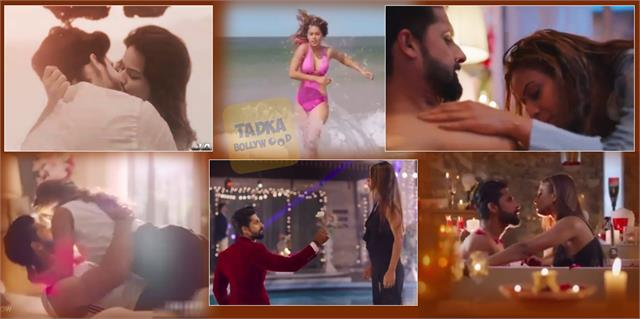jamai raja 2 teaser nia sharma ravi dube underwater liplock break the internet