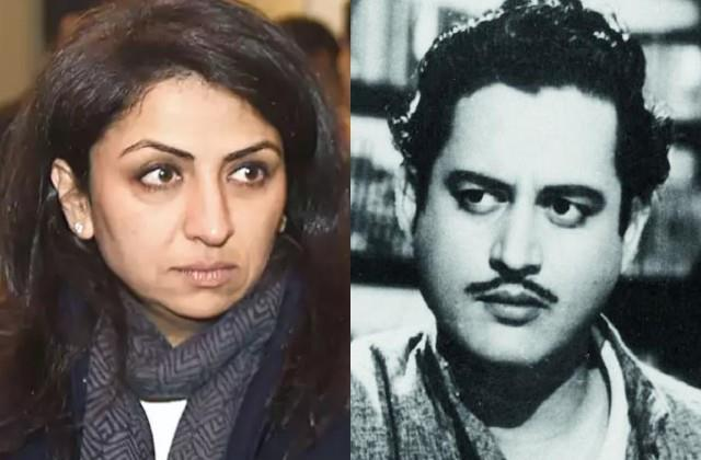 guru dutt daughter nina sent notice to bhavna talwar for copyright infringement