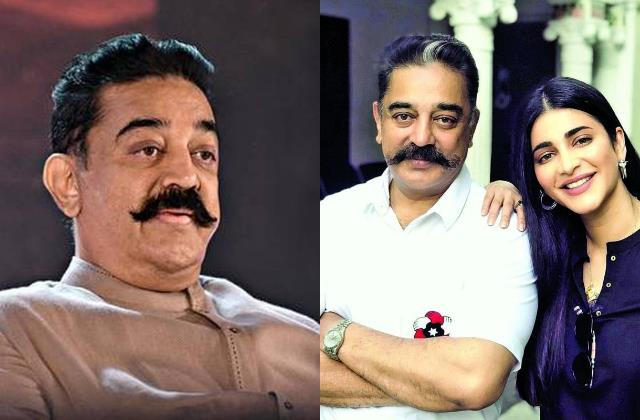 kamal haasan leg surgery daughter shruti updates about their father health