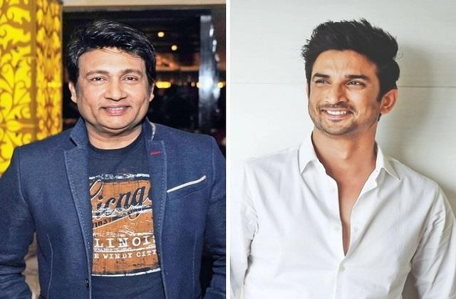 shekhar suman share emotional message after 7 month of sushant death
