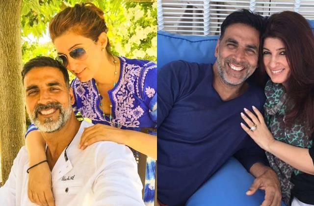 akshay kumar wish twinkle khanna on their 20th wedding anniversary