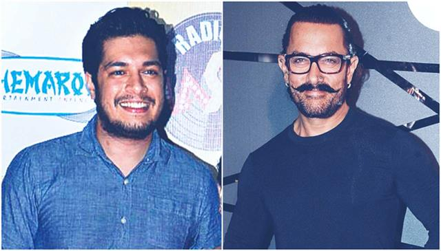 aamir khan son junaid khan completed course in navarasa sadhana