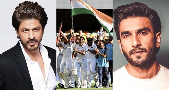 bollywood stars celebrate india remarkable win against australia