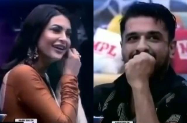 pavitra punia will come to meet eijaz khan in bigg boss 14