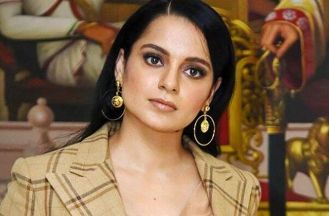 kangana twitter accounts gets temporarily restricted actress gave her reaction