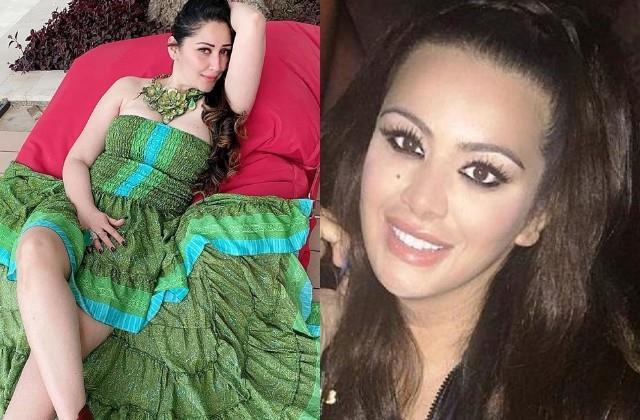 manyata dutt shares her photo sanjay dutt daughter trishala dutt comment