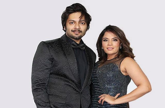 ali fazal praises richa chadha for the film  madam chief minister