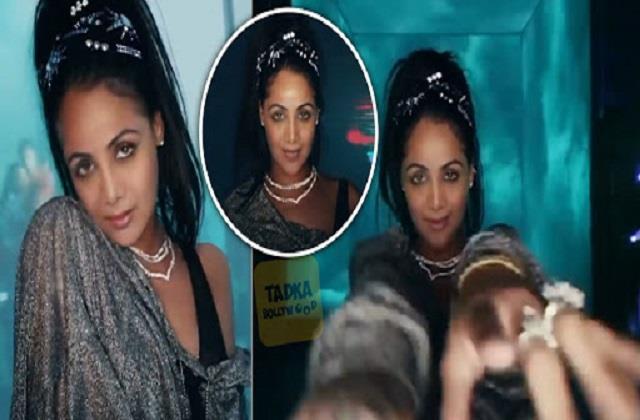 shilpa shetty share video in pop singer rihana style