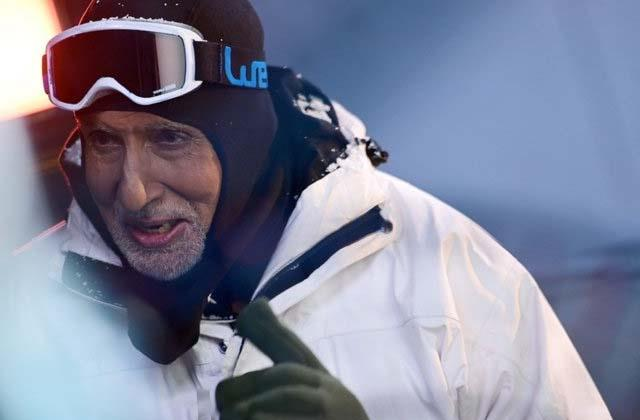 amitabh bachchan ladakh trip in minus 33 degrees