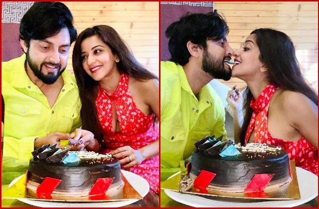 monalisa and vikrant celebrated their fourth wedding anniversary