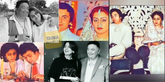 neetu kapoor remembers her late rishi kapoor at wedding anniversary