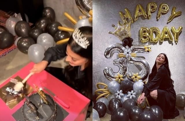 shruti haasan celebrated her 35th birthday