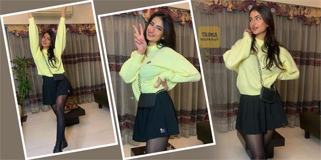 shweta tiwari daughter palak shares her glamorous photos missing school days