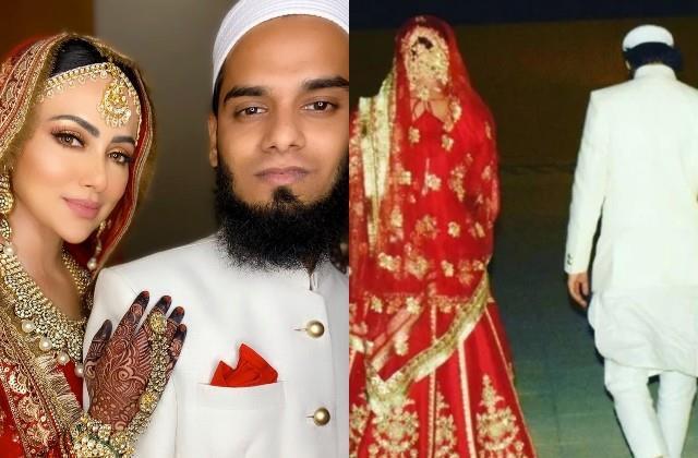 सना खान और अनस सैयद की शादी को पूरे हुए दो महीने, एक्ट्रेस ने शौहर को गिफ्ट किया स्मार्टफोन