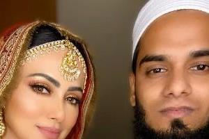 sana khan gifted smartphone to anas sayed on two months marriage anniversary