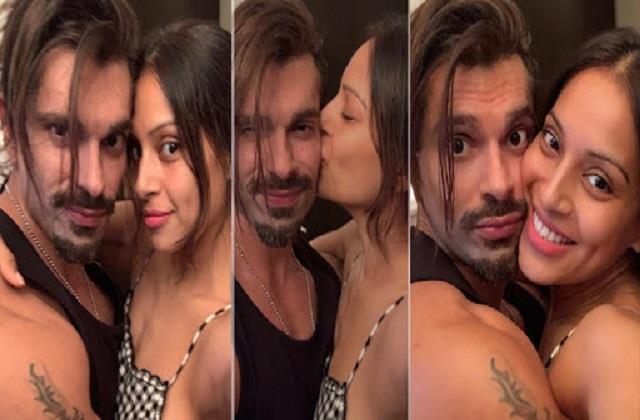 bipasha basu shares romantic photos with husband karan singh grover