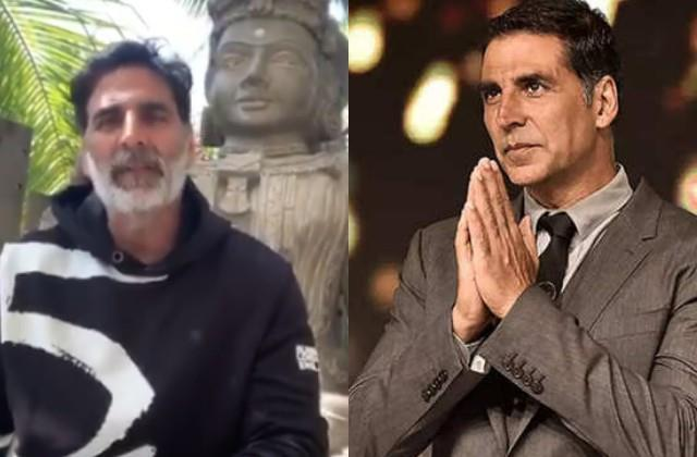 akshay kumar contributed to ram temple construction