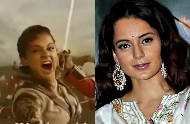 kangana ranaut thanked fan who sings rap for her