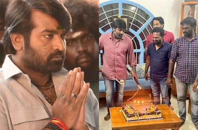 vijay sethupathi expresses regret of cake cutting with a sword