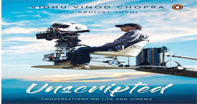 vidhu vinod chopras book unscripted 1 best seller on release day djsgnt