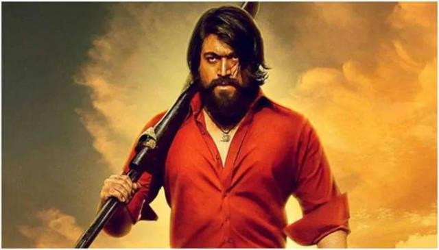 the teaser of kgf 2 released a day before on heavy demand for fans