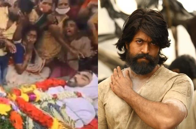 south star yash fan die by suicide actor say this shouldnt be an example