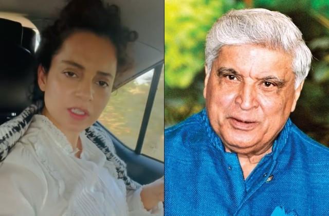 kangana ranaut angry after summoned court javed akhtar defamation case
