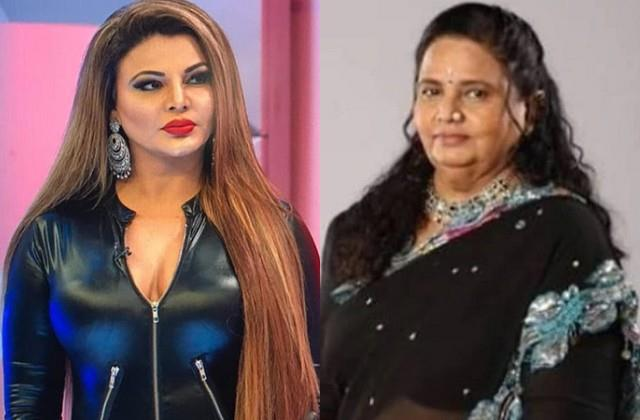 rakhi sawant mother admitted in icu