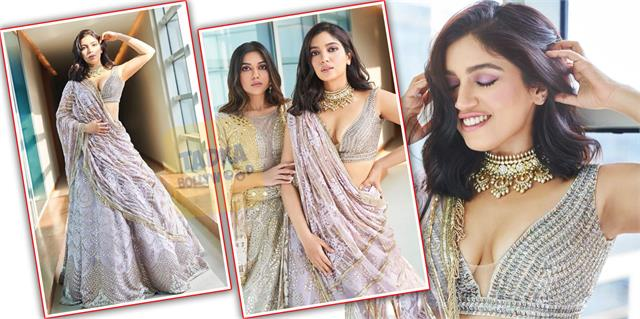 bhumi pednekar stunning photoshoot with sister samiksha pednekar