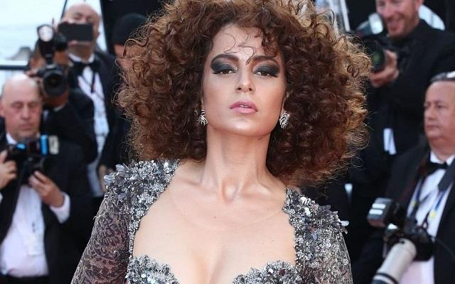 kangana blasts on a journalist who told her illiterate and stupid