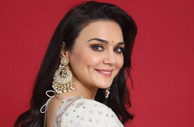 preity zinta reaction missing big screen says i am not into selling myself