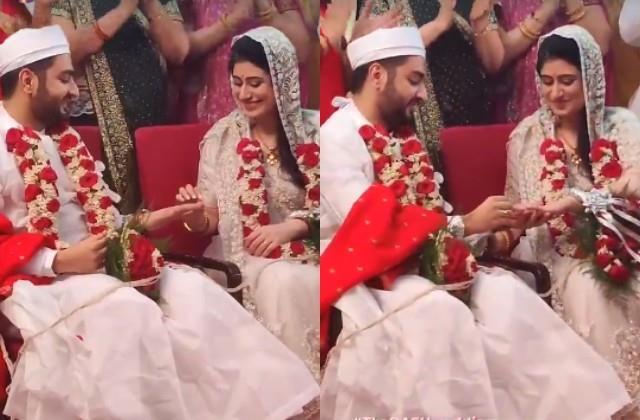parzan dastur got marriage with girlfriend delna shroff