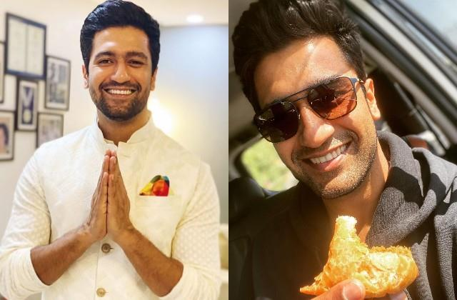 fan arrived at airport with samosa and jalebi for vicky kaushal