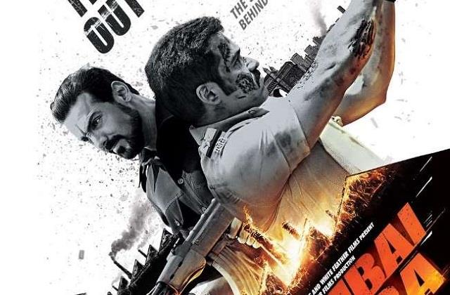 john abraham and emraan hashmi s film mumbai saga trailer released