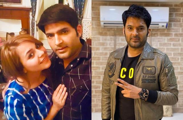 fan asked kapil sharma about his newborn son name actor gave that replied