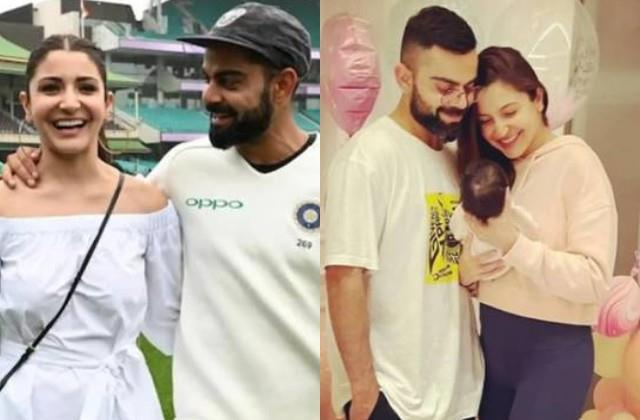 anushka arrived in ahmedabad to watch husband virat match with daughter