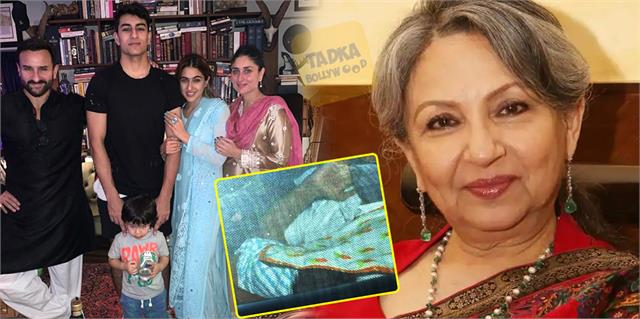 this is the reason why sharmila tagore not met her third new born grandson