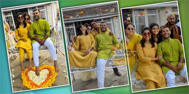 aamir khan daughter ira khan attend cousin wedding with rumored boyfriend