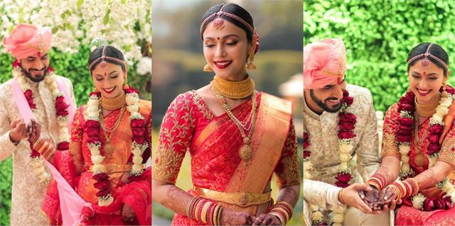 shamata anchan married with boyfriend gaurav verma