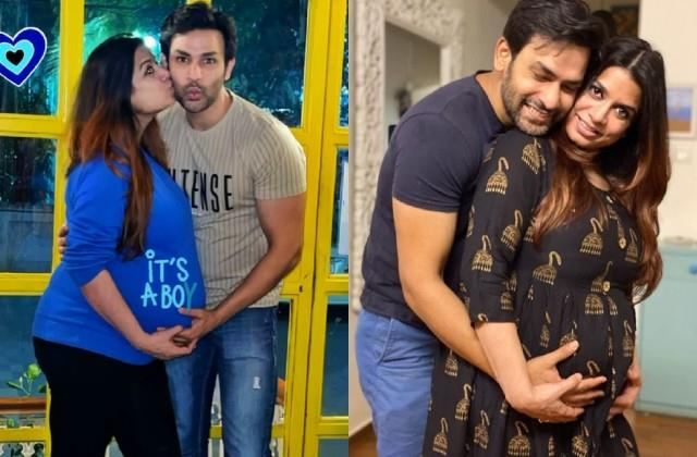 kasam se fame actor naman shaw and wife neha mishra blessed with a baby boy
